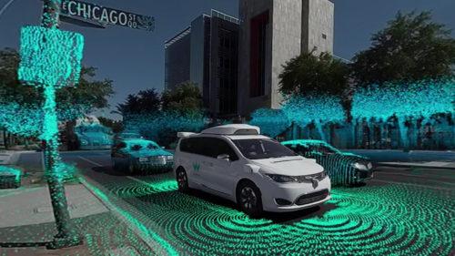 """Google își """"antrenează"""" mașinile autonome ca roboții din acest joc"""