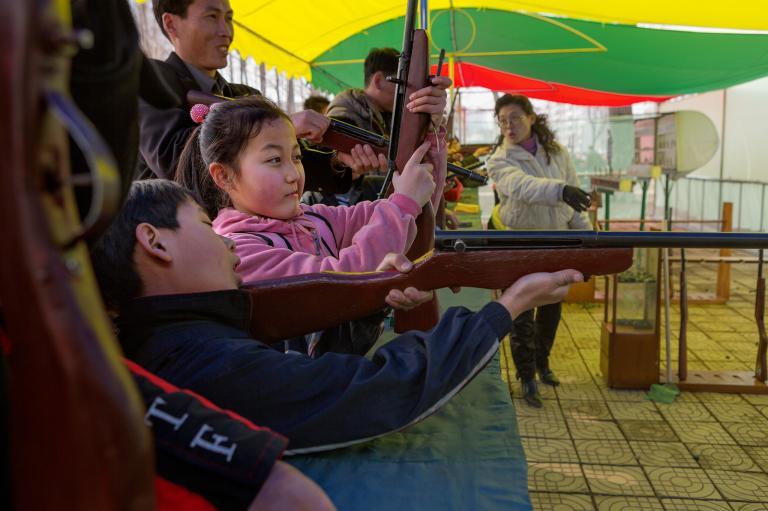 Coreea de Nord David Guttenfelder 4