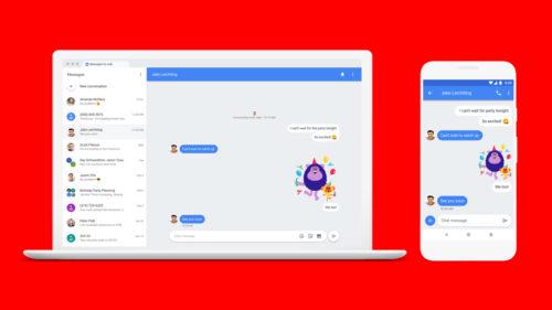 Google încearcă, din nou, să reinventeze SMS-ul sau să bată Facebook