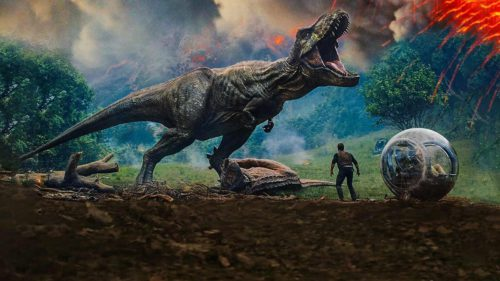Jurassic World: Fallen Kingdom primește ultimul trailer și e terifiant