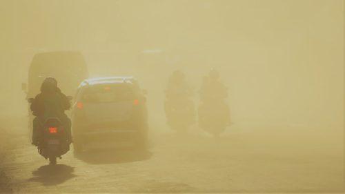 Avertisment meteo: România va fi acoperită de norul de praf saharian