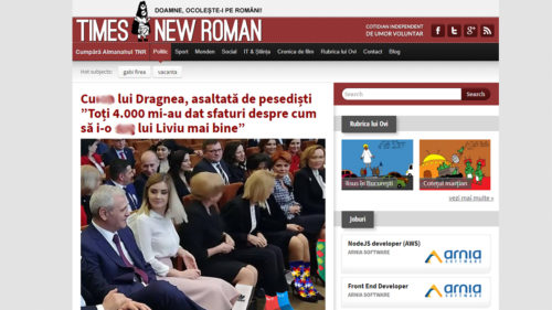 Top reacții după amenda Times New Roman. Ce zic românii despre caz