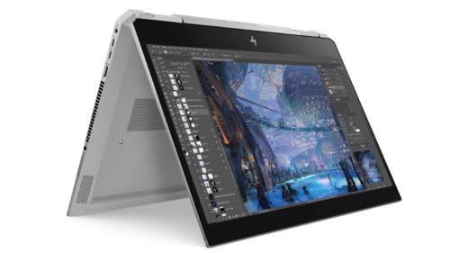HP ZBook x360 cu Intel Xeon ar putea fi cel mai performant laptop hibrid