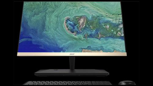 Cel mai subțire all-in-one de la Acer îți încarcă telefonul wireless