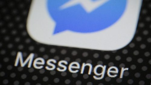 facebook messenger notificare