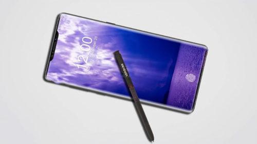Samsung Galaxy Note 9 va fi mai mare, din toate punctele de vedere