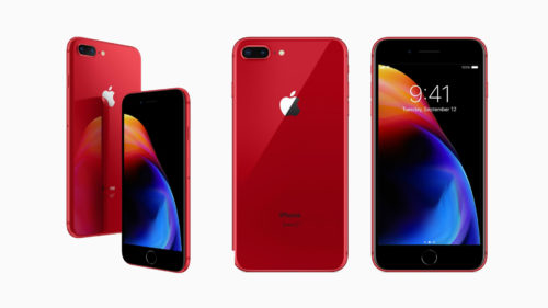 iPhone 8 Apple Product Red