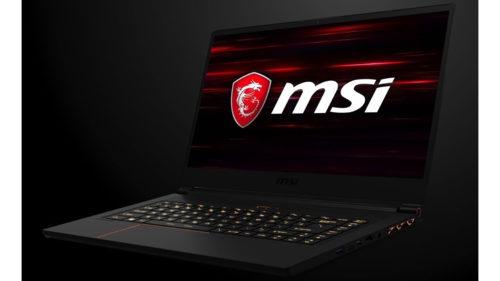 Jocurile de top vor arăta impecabil pe MSI GS65 Stealth Thin