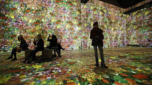 Muzeul unde poți să te plimbi prin picturi celebre