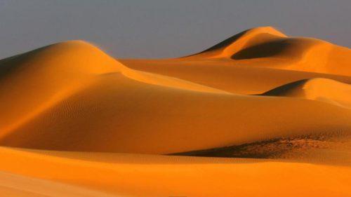Deșertul Sahara se mărește, iar stratul de gheață din Groenlanda se micșorează