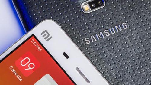 Samsung pierde competiția cu Xiaomi în cea mai importantă piață de mobile
