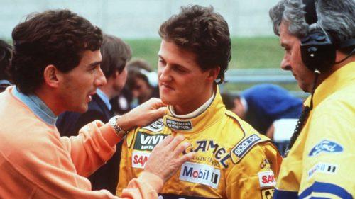 Lucruri mai puțin știute despre rivalitatea dintre Senna și Schumacher