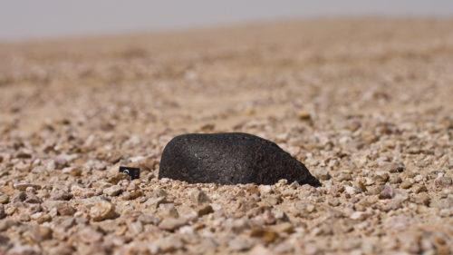 Descoperire neobișnuită într-un meteorit prăbușit pe Pământ în urmă cu 100 de ani