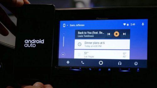 Toyota are o problemă cu Android în mașină și Google e de vină