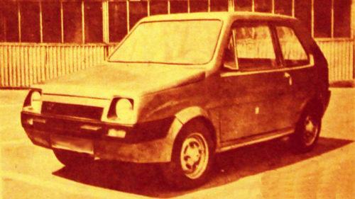"""Dacia cât o """"cutie de chibrituri"""": povestea neștiută a cele mai mici mașini"""