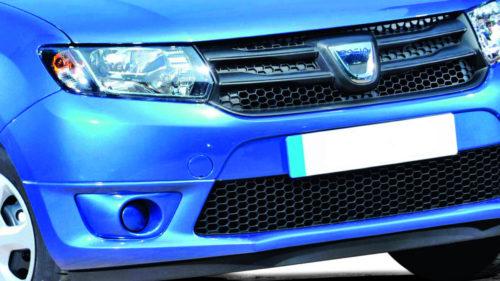 Dacia Mini, mașina care sigur te-ar scoate din aglomerație