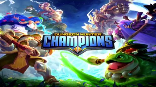 Dungeon Hunter Champions este alternativa la DOTA 2 pentru mobile