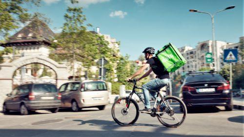 EXCLUSIV Uber Eats, lansat în România: tot ce trebuie să știi despre el