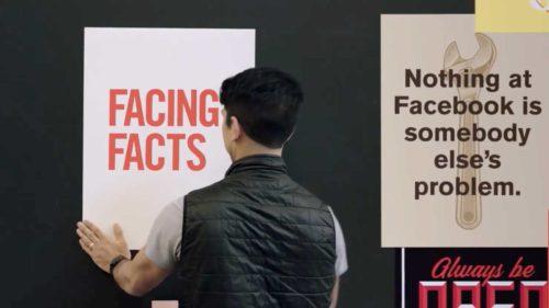 Facebook scurt metraj anti-știri false