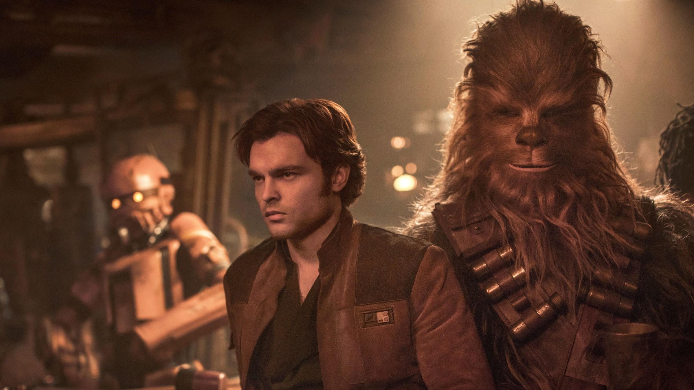 Filmul Star Wars Solo 1