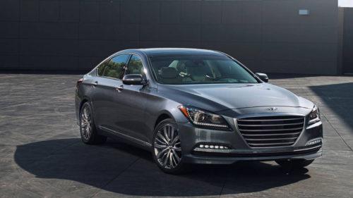 Hyundai Genesis vine în Europa. Cât costă mașina de lux din America