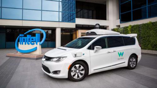O nouă mașină autonomă a fost implicată într-un accident de circulație