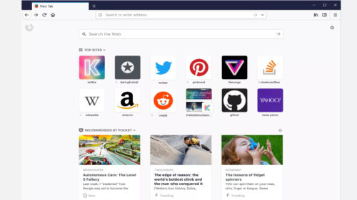 Mozilla Firefox vine la pachet cu reclame, dar măcar nu vor personalizate