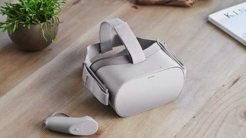Oculus Go este cea mai ieftină cale de a te apuca de realitate virtuală