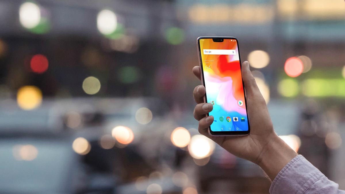 OnePlus 6 SilkWhite