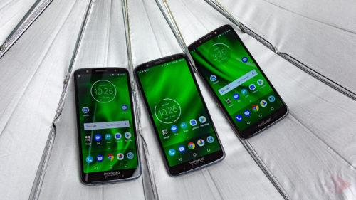 Cât costă noile telefoane Motorola Moto G6 în România