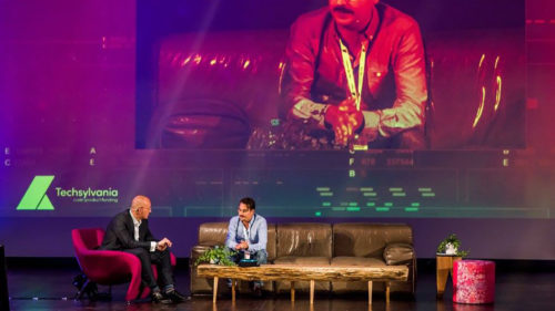 Speakeri de la companii ca eBay, IBM și Techcrunch vin la Techsylvania
