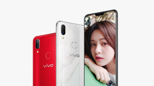 Chinezii de la Vivo lansează clona de iPhone cu scanner de amprentă