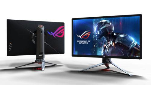 ASUS anunță cel mai scump monitor al companiei și e impresionant