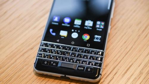 BlackBerry Key2 are o dată de lansare oficială și vine cu tastatură fizică