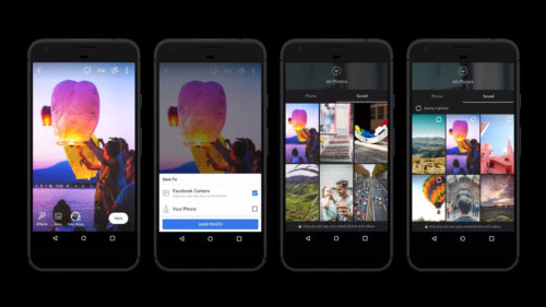 Facebook vrea să-ți păstreze toate pozele și să fie un fel de Google Photos