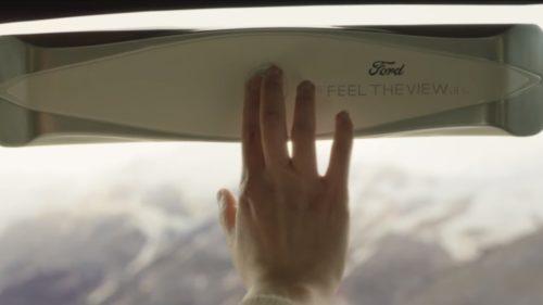 Ford a creat geamul care poate transforma radical viața nevăzătorilor