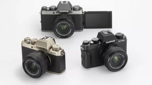 Fujifilm X-T100 este cel mai nou mirrorless cu design retro și abilități de top