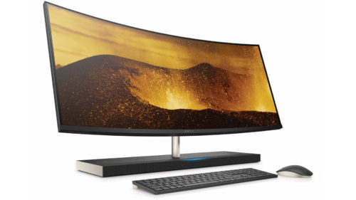 HP a lansat un PC all-in-one care îți asigură și un asistent digital