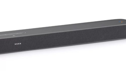 JBL Link Bar este primul soundbar cu Google Assistant și Android TV