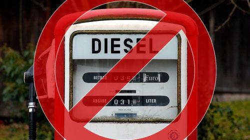 De ce interzicerea mașinilor diesel nu va rezolva problema poluării