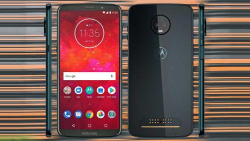 Motorola Moto Z3 ajunge online înainte de lansarea oficială