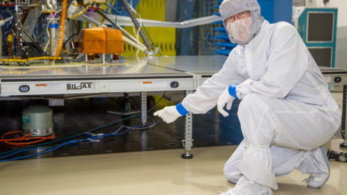 Cum vor fi detectate cutremurele pe Marte cu un aparat ultrasensibil