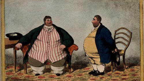 Situațiile excepționale în care să fii obez ți-ar putea salva viața
