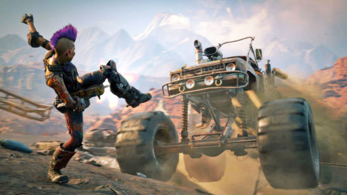 Rage 2 combină tot ce ți-a plăcut la Doom cu demența din Mad Max