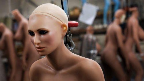 roboți China