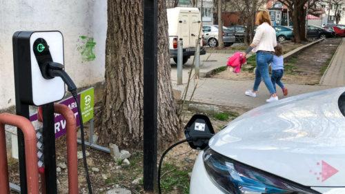 Câte mașini electrice au cumpărat românii în 2018