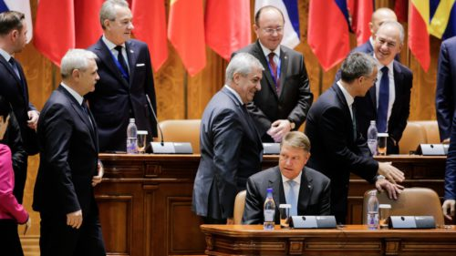 """Codul de procedura penala, adoptat: """"România este un rai al infractorilor"""""""