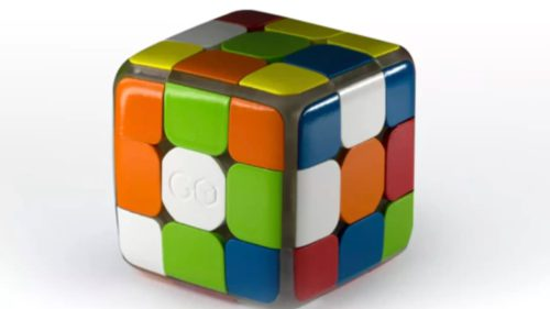 Cub rubik smart cu bluetooth
