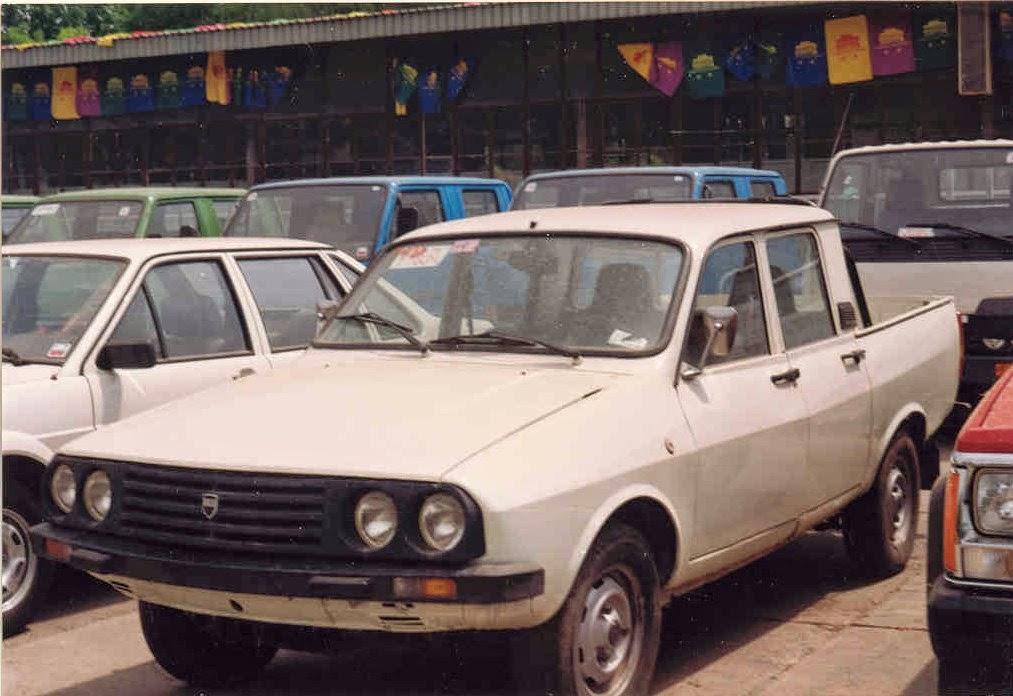 Dacia 1307 pentru China (2)