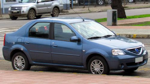 Cum iei Dacia Logan cu aproape 1.000 de euro de la ANAF